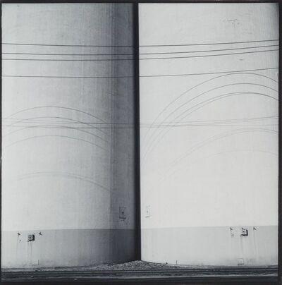 Frank Gohlke, 'Grain Elevators, Minneapolis, Series I', 1972