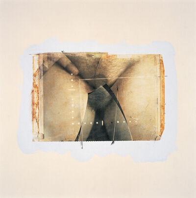 Paolo Gioli, 'Autoanatomie', 1987
