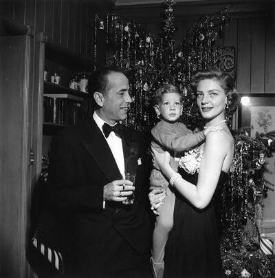 Slim Aarons, 'Bacall and Bogart', 1951