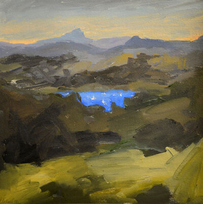 Sue Michael, 'Flooded Valley Sketch', 2019