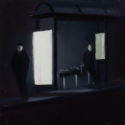 Brett Amory, 'Waiting #235', 2015
