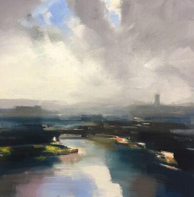 Craig Mooney, 'City River', 2017