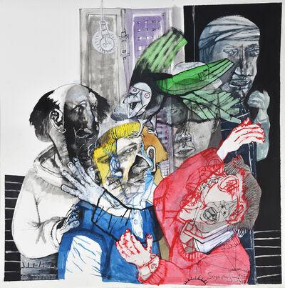 Sergio Moscona, 'Strange presence III', 2019
