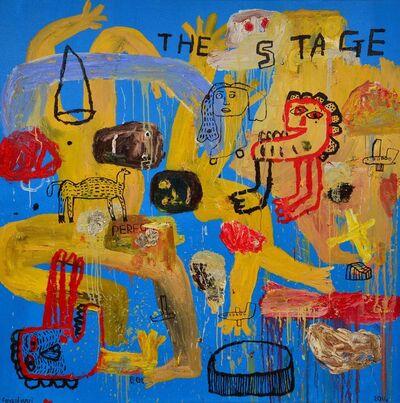 Fauzulyusri, 'The Stage', 2014