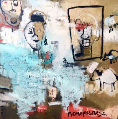 Vikki Drummond, 'SHAME', 2019