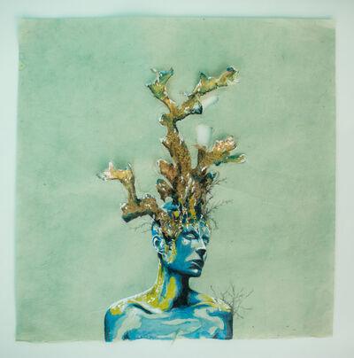 Dede Brown, 'Elkhorn Coral Head', 2020