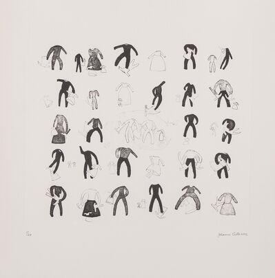 Johanna Calle, 'Sin titulo (progenie en tinta)/Untitled (ink progeny)', 2002