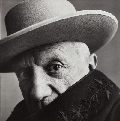 Irving Penn, 'Pablo Picasso at La Californie, Cannes, France', 1957