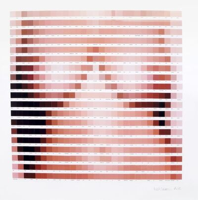 Nick Smith, 'Afraid of a Lady', 2016