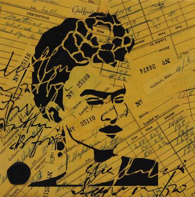 Michelle Allee, 'Frida Kahlo', 2018