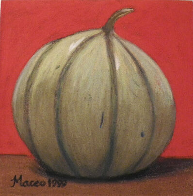 Maceo Mitchell, 'Spanish Melon on Red', 1999