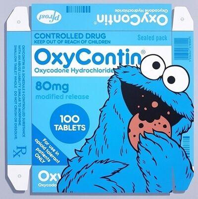 Ben Frost, 'Oxycookie', 2018