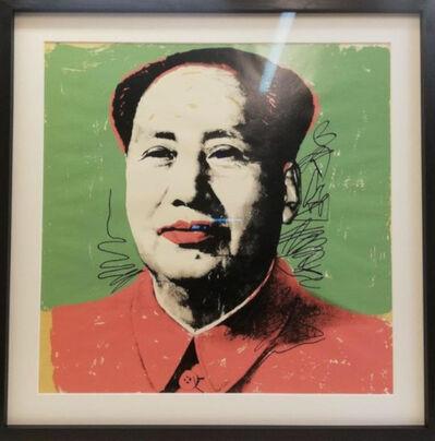 Andy Warhol, 'Mao FS II.95', 1972