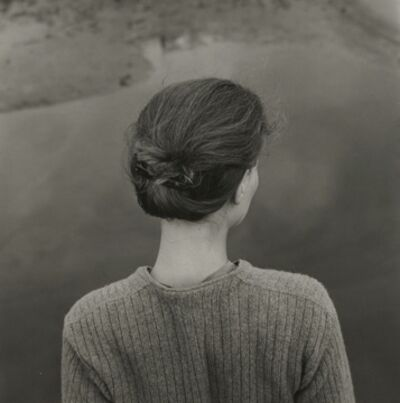 Emmet Gowin, 'Edith, Chincoteague, Virginia', 1967