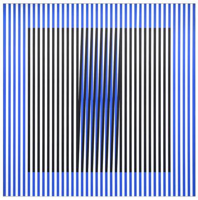 Carlos Cruz-Diez, 'Induction du Jaune N°211', 2016