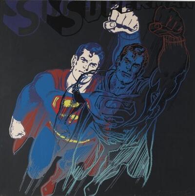 Andy Warhol, 'Superman', 1981