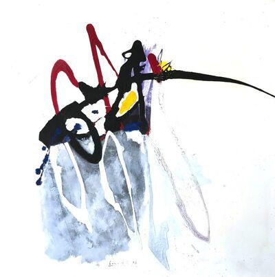 """Sinasi Bozatli, '""""Grey Splash II""""', 2008"""