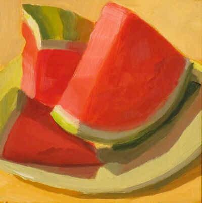 Yuri Tayshete, 'Watermelon slices', 2019