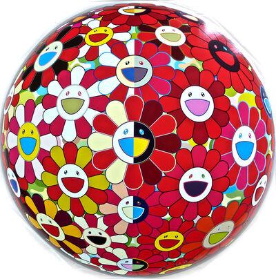 Takashi Murakami, 'Flower Ball: The Magic Flute', 2009