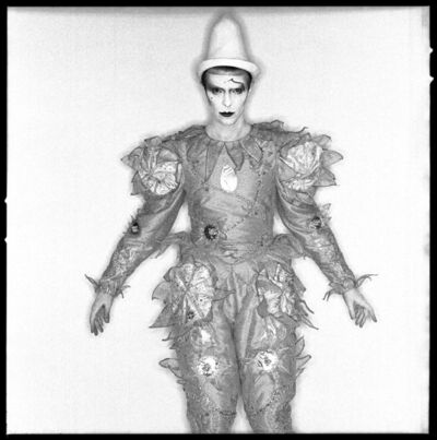 Brian Duffy, 'David Bowie. Scary Monster'