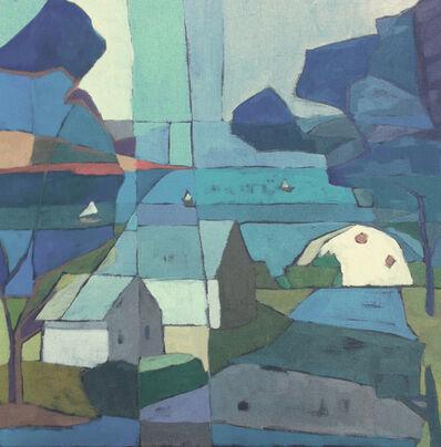 Caroline Rufo, 'Wellfleet Harbor'