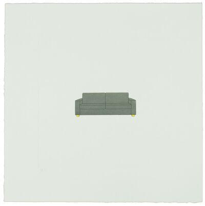 Michael Craig-Martin, 'The Catalan Suite II - Sofa', 2013