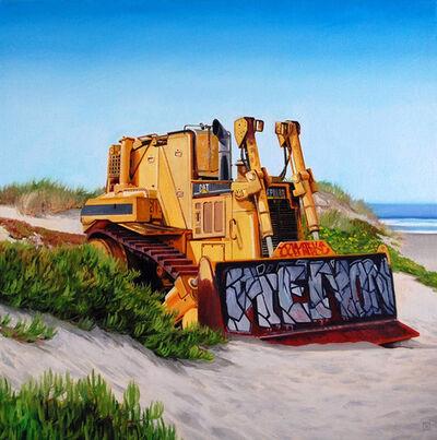 Jessica Hess, 'Ocean Beach Plow', 2013