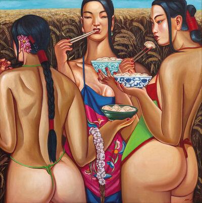 Hu Ming, 'Nothing More Delicious Than Dumplings '
