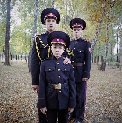 Michal Chelbin, 'Andrey, Ukraine', 2017