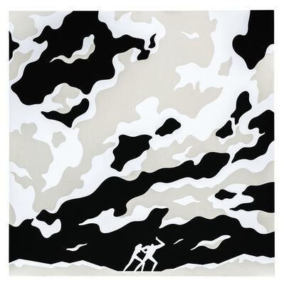 Cleon Peterson, 'Exile', 2019