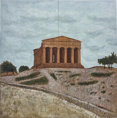 Stephan Balkenhol, 'Temple', 2004