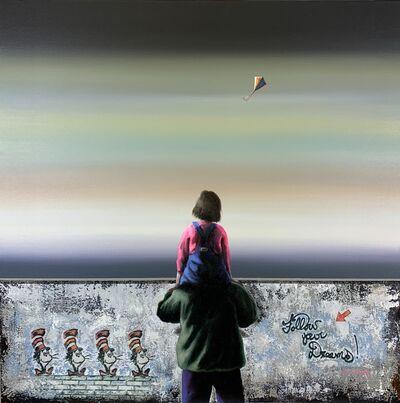 Steve Johnston, 'Follow Your Dream', 2019