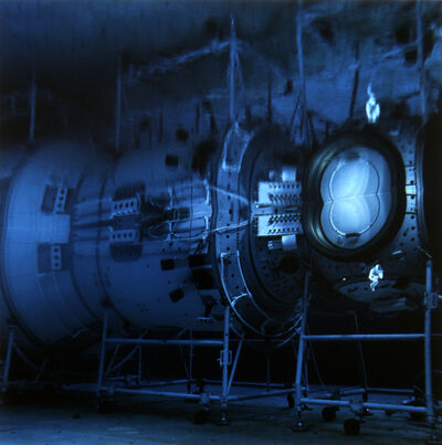 Jane and Louise Wilson, 'Rising I.S.S Hydrolaboratorium, Star City', 2000