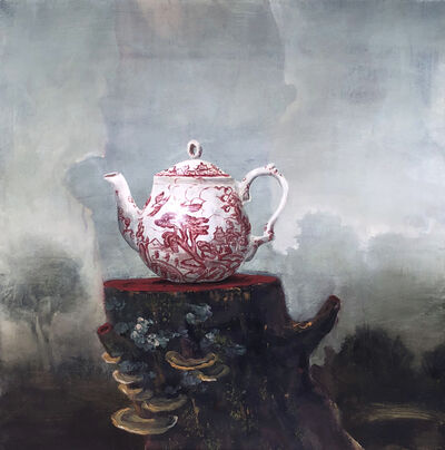 Kevin Sloan, 'Tea with Ghosts', 2019