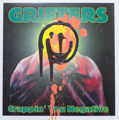 Vernon O'Meally, 'Grifters - Crappin' You Negative', 2018