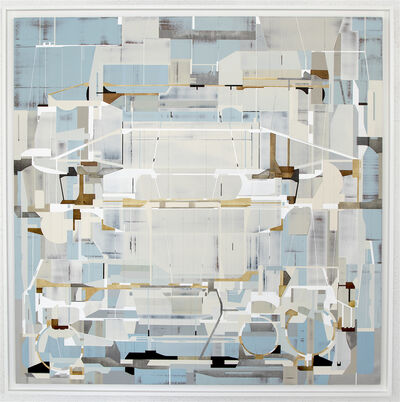 James Kennedy, 'Enjambment', 2015