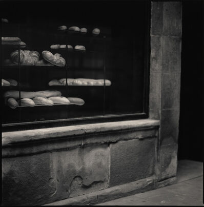 Hiroshi Watanabe, 'Bakery Window, Lerma, Spain', 2005