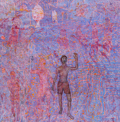 Slimen Elkamel, 'Waves', 2020
