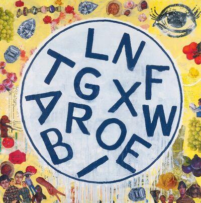 Donald Baechler, 'Scramble (Number Puzzle)', 2007