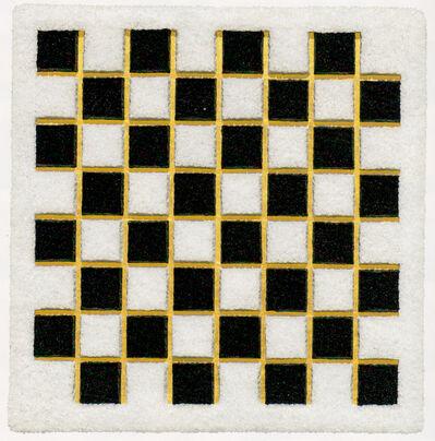 Lore Bert, 'Grid (Raster)', 2012