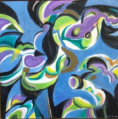 Joan Miller, 'Elegy #4'
