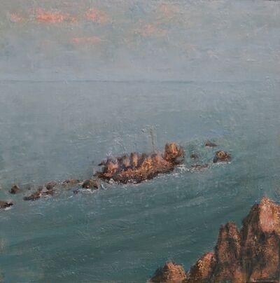Albert Hadjiganev, 'Rochers roses',