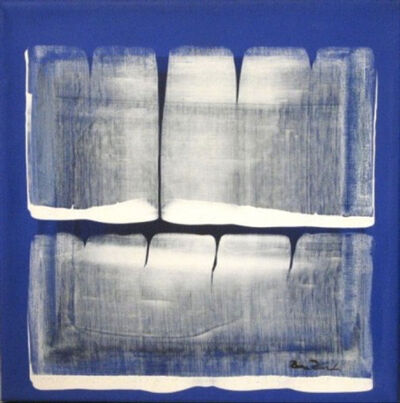 Rana Raouda, 'Ten White Cups, Cups series', 2000