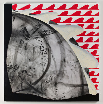 Charline von Heyl, 'Daddy's Dozens', 2015