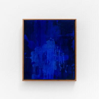 Kitikong Tilokwattanotai, 'Blue mellowness', 2020