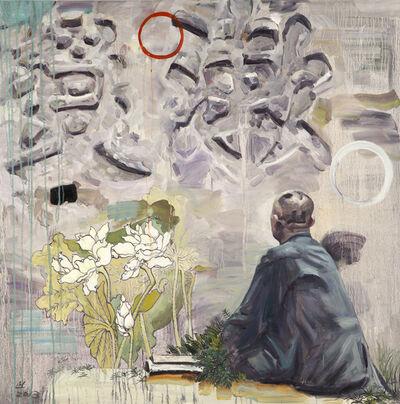 Hung Liu, 'Jade Spring', 2013