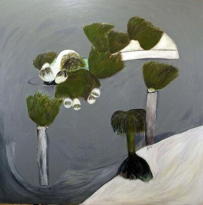 Wang Yiwei 王一韦, 'Tree Heads', 2016