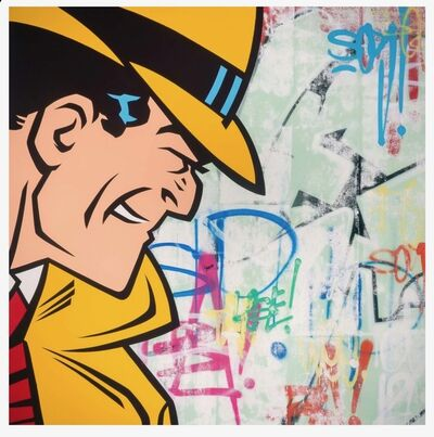 SEEN, 'Dick Tracy', 2016