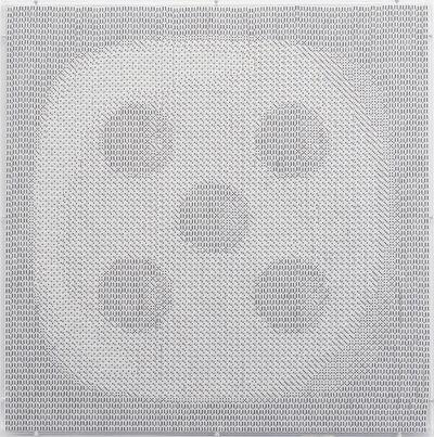 Evariste Richer, 'Le Démultiplié (V)', 2020