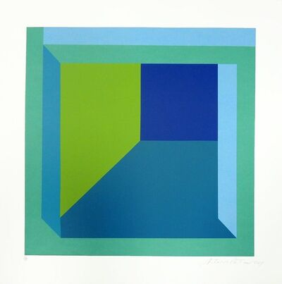 Antonio Peticov, 'Square', 2019